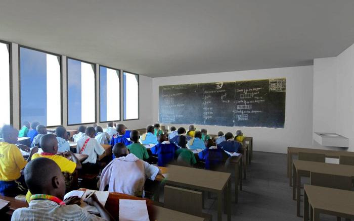 Benguela Basic School – Angola