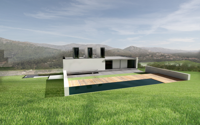 Single Family House III – Ponte de Lima