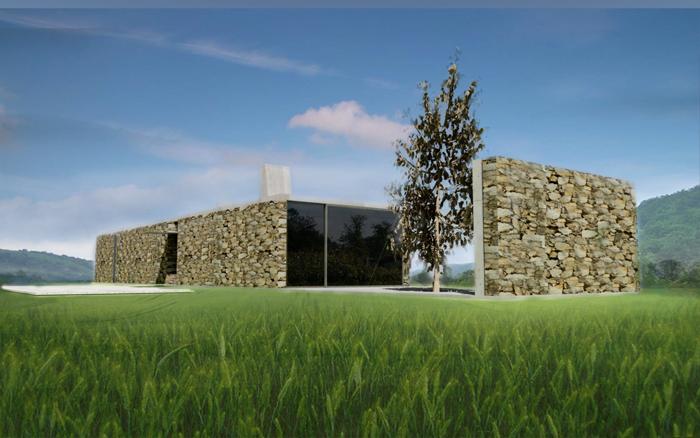 Rehabilitation and expansion of House – Ponte de Lima