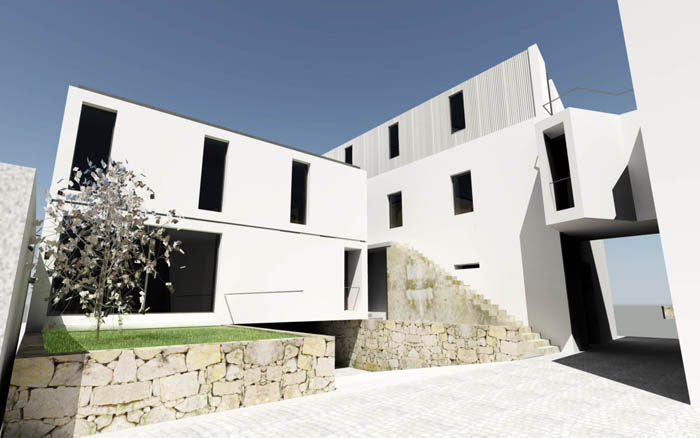 Building rehabilitation and extension II