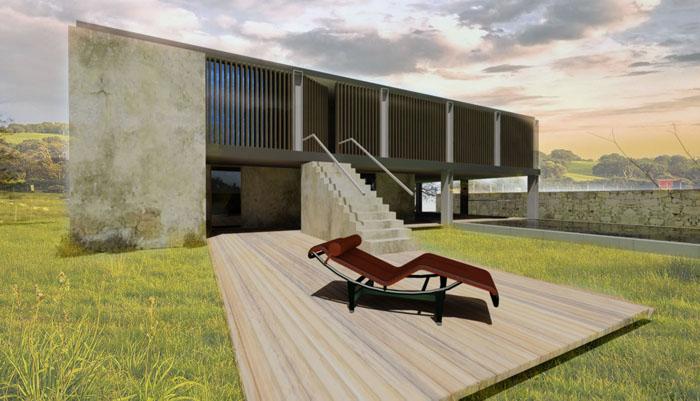 House Reabilitation for Rural Tourism – Ponte de Lima